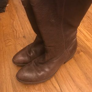 Frye cowgirl boots